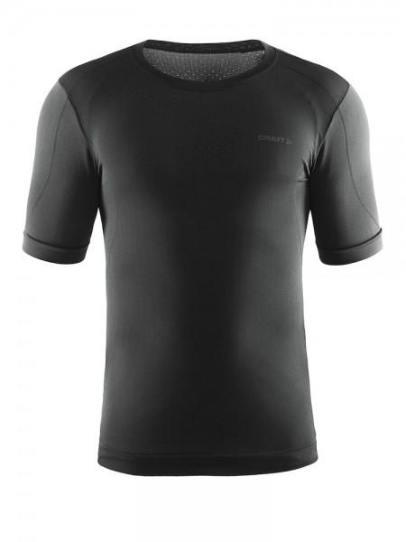 Craft Cool Seamless Short Sleeve Tee black %