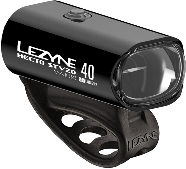 Lezyne LED Hecto Drive 40 StVZO Vorderlicht Blau