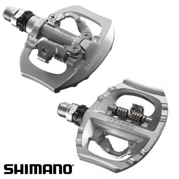Shimano PD-A530 SPD Pedal silber
