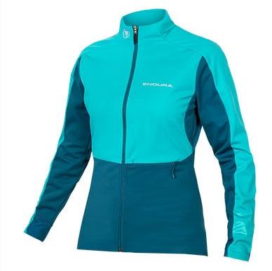 Endura WMS Damen Windchill Jacke II Pazifik Blau