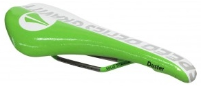 SDG Duster RL Ti Sattel - green/white %
