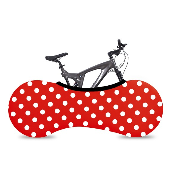 VELOSOCK Indoor Bicycle Garage Ladybird