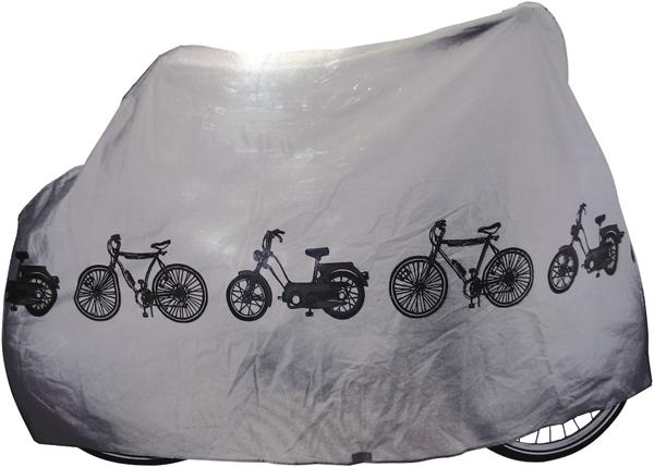 Matrix Fahrrad-Garage-silber