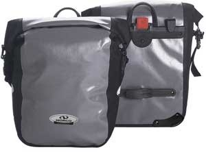Norco Columbia Universalbag - grey/black