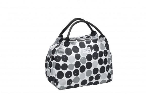 New Looxs Tosca Bicycle Bag Dots Black