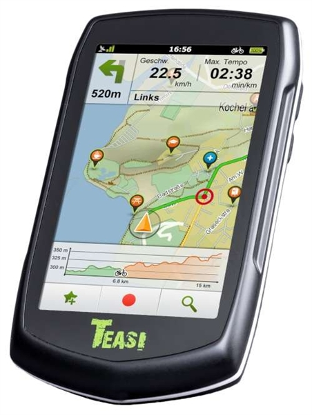 Teasi GPS Navigation ONE3 extend