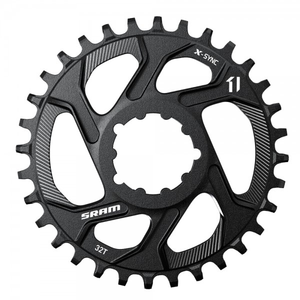 SRAM X-Sync 11-speed Directmount chainring - 0mm Offset