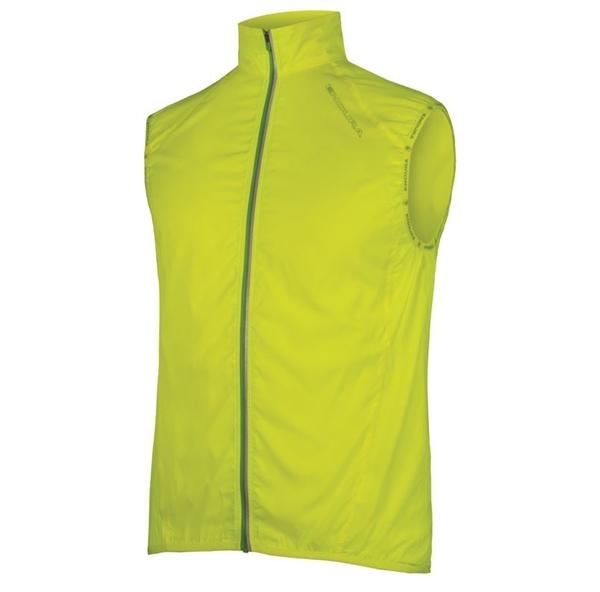 Endura Pakagilet II neon yellow