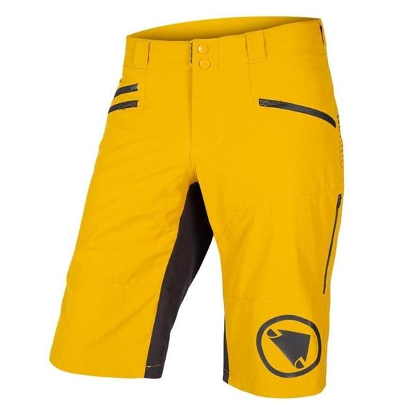 Endura Singletrack Shorts II mustard