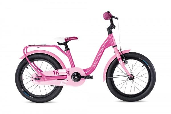 S´COOL niXe 16 Aluminium 1-Gang pink/lightpink