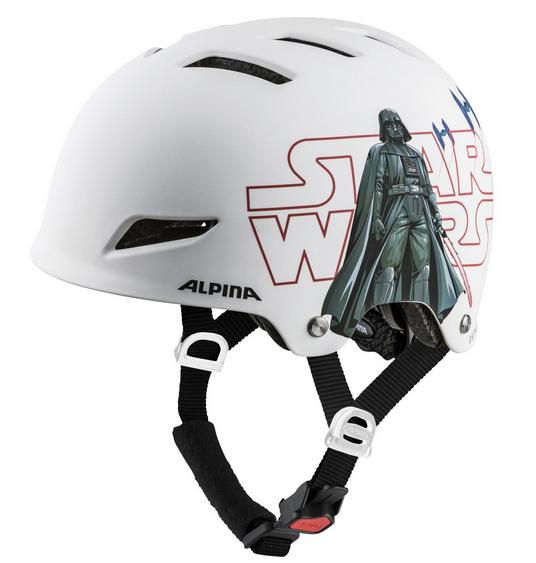 Alpina Park JR. Disney Star Wars white unisize
