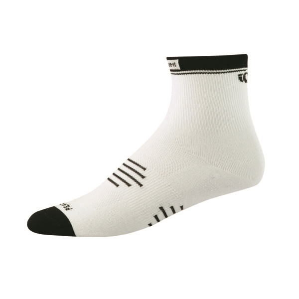 Pearl Izumi Elite Low Sock white/black %