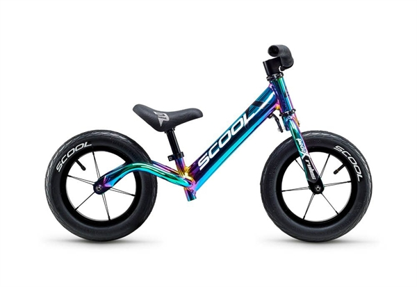 S´COOL pedeX race light air rainbow 12'' electrical