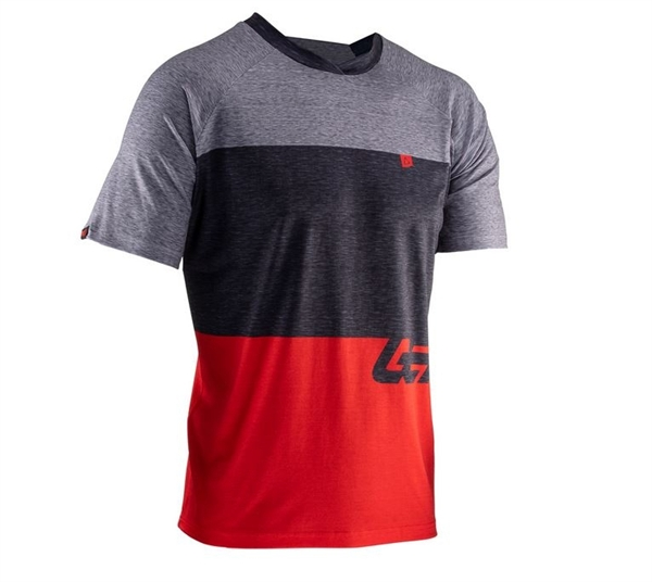 Leatt DBX 2.0 Jersey Short Sleeve red