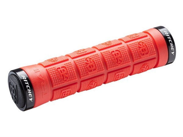 Ritchey WCS Trail Lock Grips - red