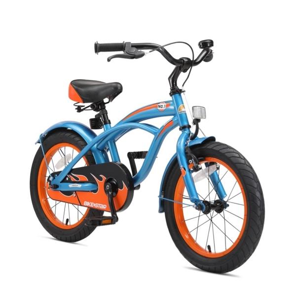 Bikestar Premium Kids Bike Cruiser 16 Champion Blue Buy