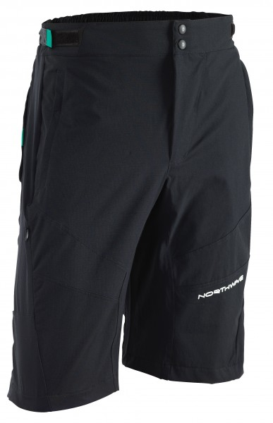 Northwave Spider Plus Baggy Short Black/Green