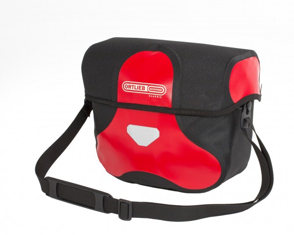 Ortlieb Ultimate Six Classic red-black 7L