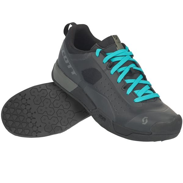 SCOTT MTB AR Lace Lady Shoe black/grey
