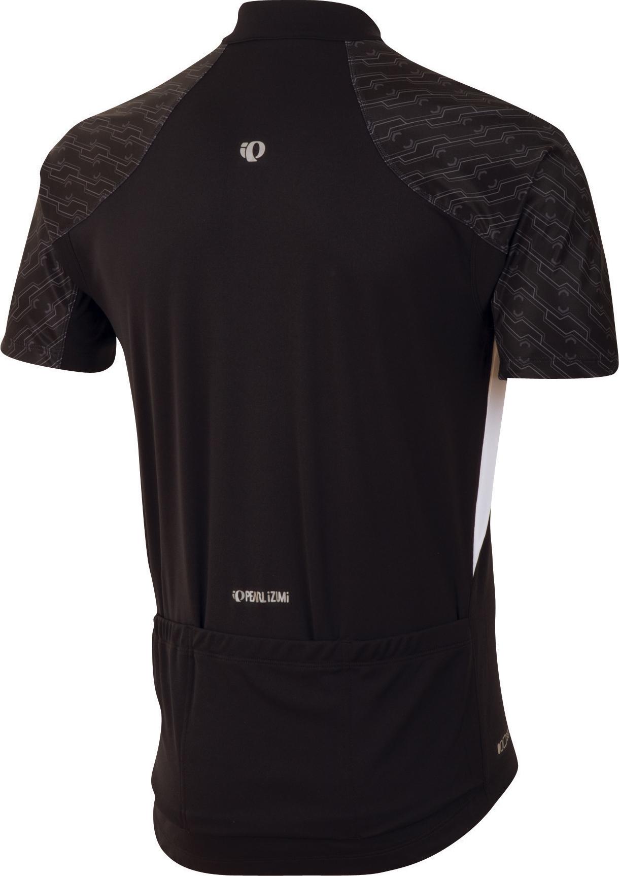 T-Shirt T-Shirt Mavic Cosmic Jersey Rot//Schwarz