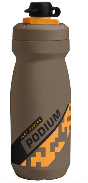 Camelbak Podium Dirt 620 ml shadow grey/sulphur