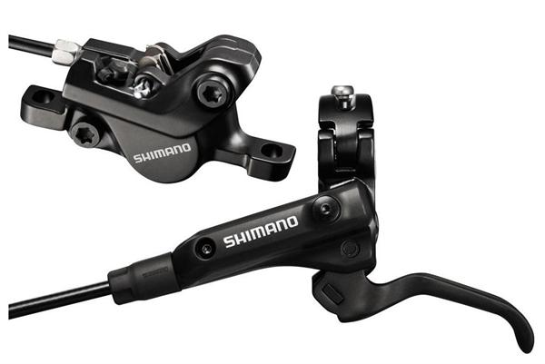 Shimano Deore Scheibenbremsset BR-M506 schwarz