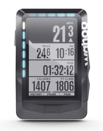 Wahoo Elemnt GPS Radcomputer