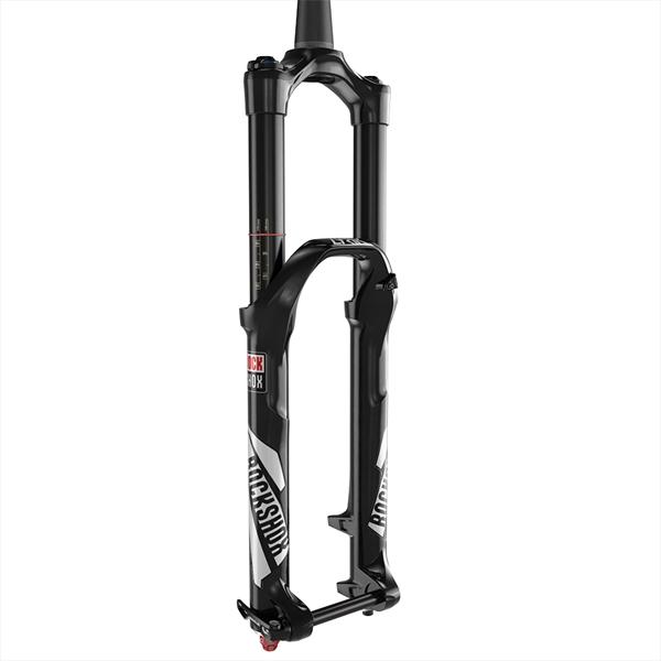 "Rock Shox Lyrik RCT3 27.5""+ Boost - Dual Position Air - matte black"