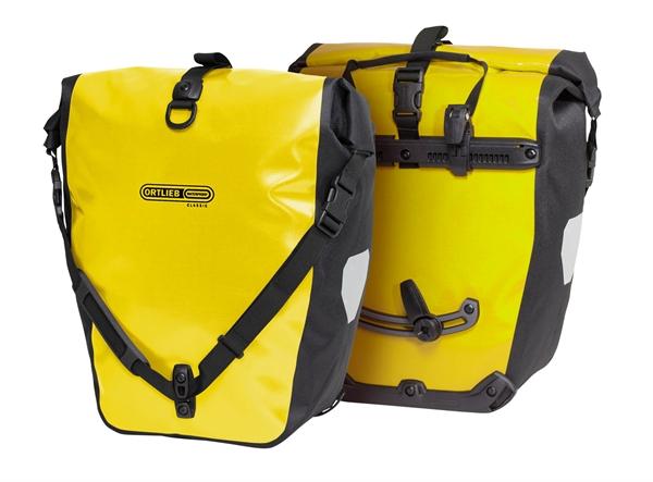Ortlieb Back-Roller Classic QL2.1 yellow/black
