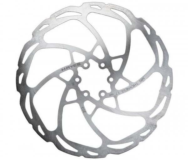 Hayes Disc Rotor D-Series 6-Loch