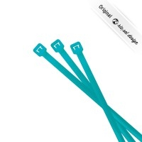 rie:sel design Kabelbinder - cabletie neon blue