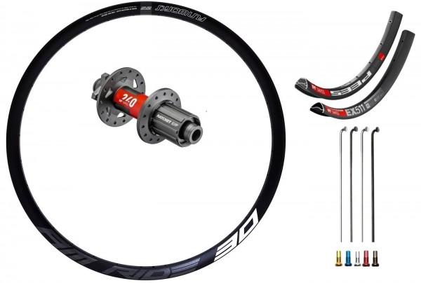 """DT Swiss 240s Disc IS Custom Rear Wheel MTB 27,5"""""""