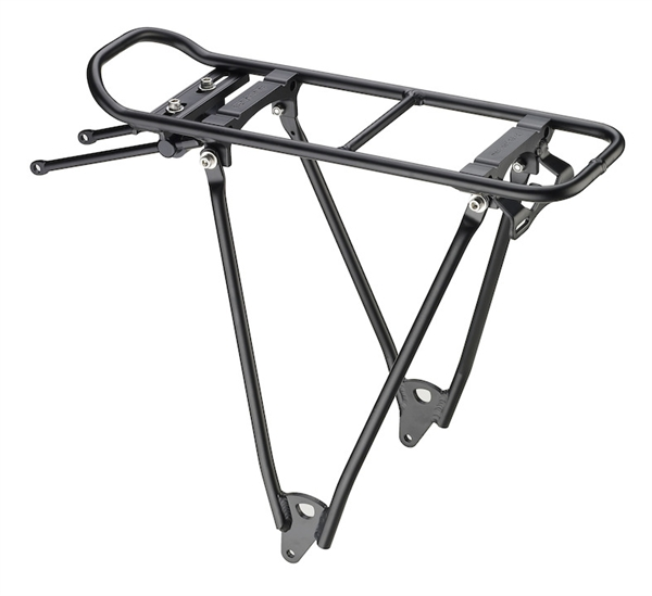 "Racktime luggage carrier Foldit fix 24"" black"