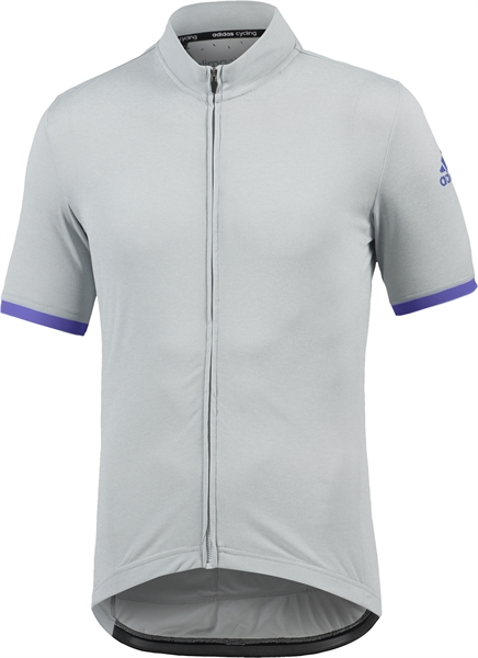 Adidas Supernova Climachill Jersey chill clear grey melange/night flash #Varinfo