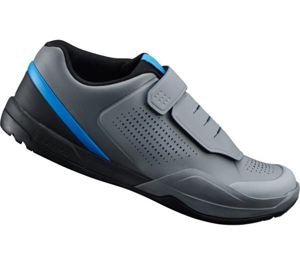Shimano SH-AM9G Gravity SPD Schuh grey blue