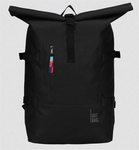 GOT BAG 4 Ocean Rolltop Backpack made of ocean plastic * 100% waterproof * 23 L Volume