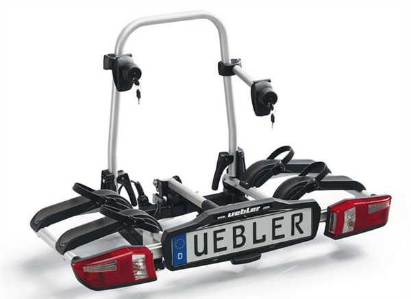Uebler P22 S Tow Bar Carrier for 2 Bikes / E-Bikes