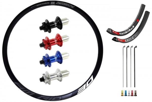 """Hope Pro 4 Boost Disc IS Custom Rear Wheel MTB 27,5"""""""