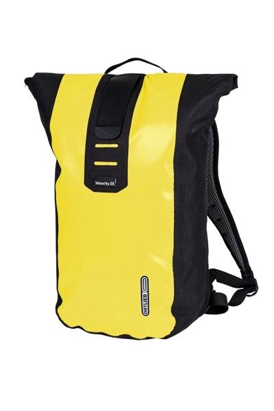 Ortlieb Velocity Rucksack 23L yellow-black
