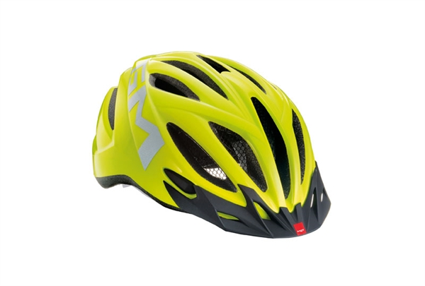 Met 20 miles Helm Safety Yellow