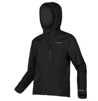 Endura SingleTrack Waterproof Jacket matt black