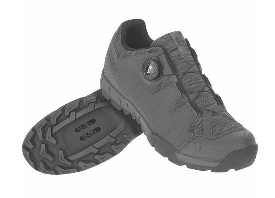 SCOTT Sport Trail Boa® Schuh dark grey/black