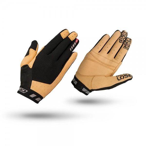 GripGrab Vertical Handschuh schwarz/sand