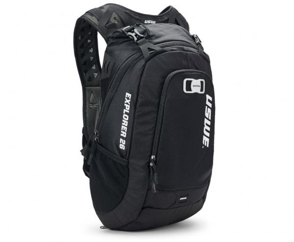 USWE Explorer Backpack 26 L black