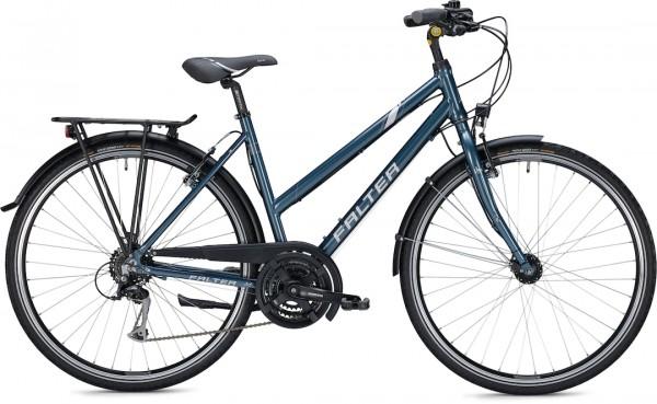 "Falter City/Urbanbike C 3.0 RD 28"" glänzend blau"