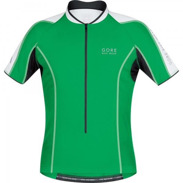 Gore Bike Wear Power Phantom 2.0 Jersey fresh green/white %