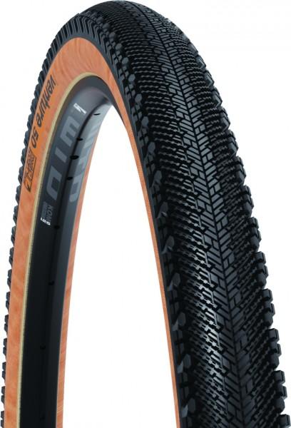WTB Tire Venture TCS 700c 50-622 Black-Tan