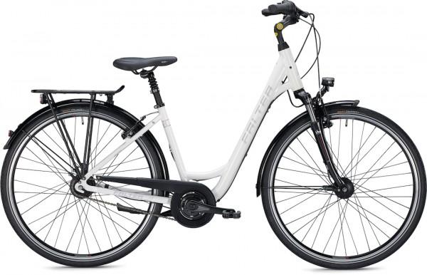 """Falter City / Urbanbike C 5.0 XS (42) 26 """"glossy white"""