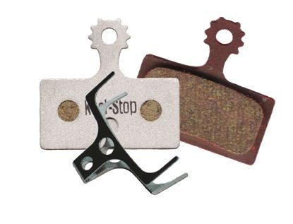Kool Stop Brake Pads Shimano XTR/XT from 2011 - with alloy base plate