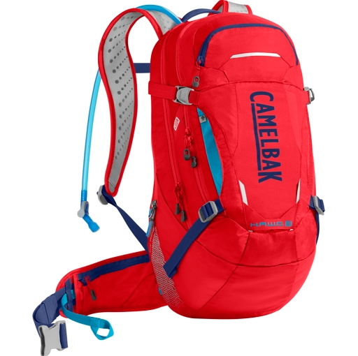 Camelbak Trinkrucksack H.A.W.G. LR 20 racing red/pitch blue